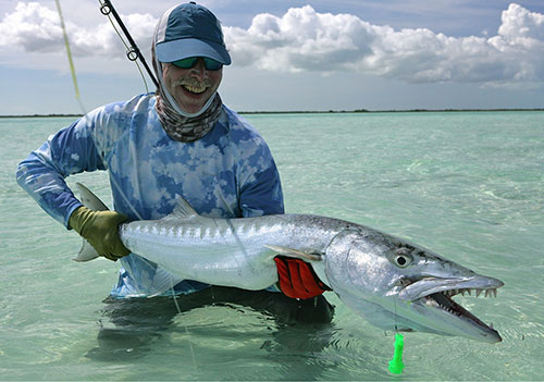 Fly Fishing with Natural Anglers in the Bahamas