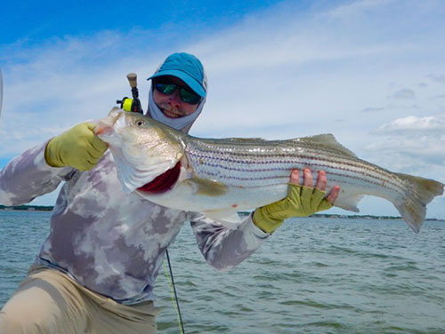 Fly Fishing on Long Island with Natural Anglers
