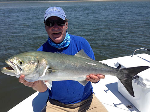 Fly Fishing Charter on Long Island with Natural Anglers