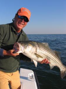 Striped Bass Fishing Charter