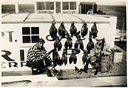 long island great south bay traditional duck hunting history - Combs